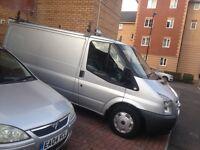 Ford transit LX model 2008 spares repairs cheap van loads of mot needs turbo bargain