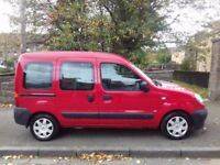 Renault Kangoo 1.5 2005 (55)**Wheelchair access**Diesel**Full Years MOT**ONLY £1995!!!!!