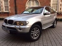BMW X5 3.0 d SE 5dr Automatic ++ FULL BMW HISTORY ++ IMMACULATE CONDITION ++ PX WELCOME