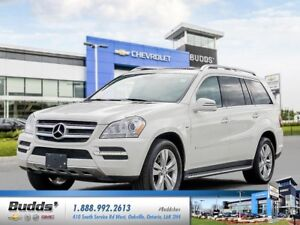2011 Mercedes-Benz GL-Class SAFETY AND RECONDITIONED