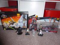 PS3 star wars infinity sets