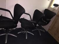 Salon chairs barber/hairdressing /threading