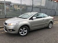FORD FOCUS CC 1.6 NEW SHAPE CONVERTIBLE = £1750 ONLY =