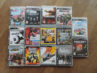 PS3 Games – prices start at £2.00