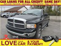 2004 Dodge Ram 1500 ST * JUST IN * AS IS