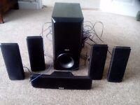 RCA surround speakers