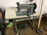 Adler 204-64 heavy duty industrial sewing machine