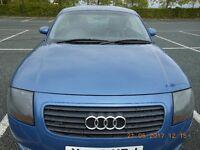 Audi TT Quattro 225BHP