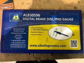 Alba brake disc caliper