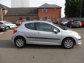 Peugeot 207 1.4 16v S 3dr - LOW MILES - 1 Yr MOT, Warranty & AA Cover