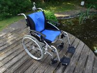 G LITE PRO SELF PROPELLED MOBILITY WHEELCHAIR