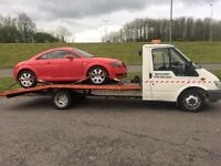 RECOVERY TRUCK, Car transport, car recovery, collection & delivery, car towing, breakdown recovery