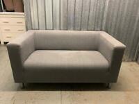 FREE DELIVERY ikea 2 seater klippan sofa