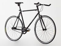 STEEL FIXED GEAR BIKE MANY COLOURS, SIZES AVAILABLE