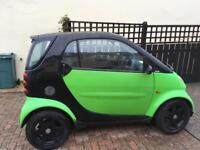 Smart city pulse car 2003