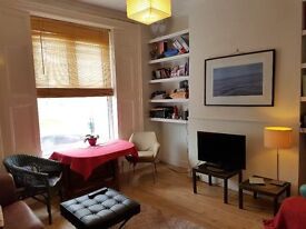 SpaciousVictorian conversion 1 bedroom furnished garden flat East Dulwich/Peckham Rye - £1200pcm