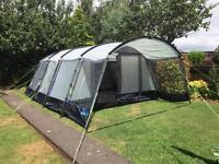 Kampa Croyde 6 tent 2016