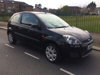 FORD FIESTA 1,25 STYLE CLIMATE, VGC, FSH, 2007.