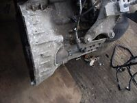 FORD CONNECT 5 SPEED GEARBOX 2005-13