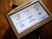 TomTom Go 720 GPS Sat nav