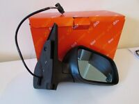 MK4 Golf/Bora - Blue tinted, electric heated drivers side wing mirror