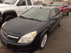 2007 Saturn Aura XR LOADED WITH SUNROOF AND 2 TONE LEATHER