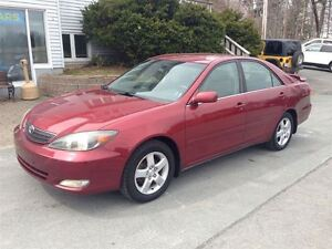 2003 Toyota Camry SE WORKS AND LOOKS GREAT