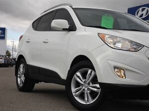 2013 Hyundai Tucson GLS   WELL EQUIPPED   ALLOYS   HEATED SEATS  Stratford Kitchener Area image 14