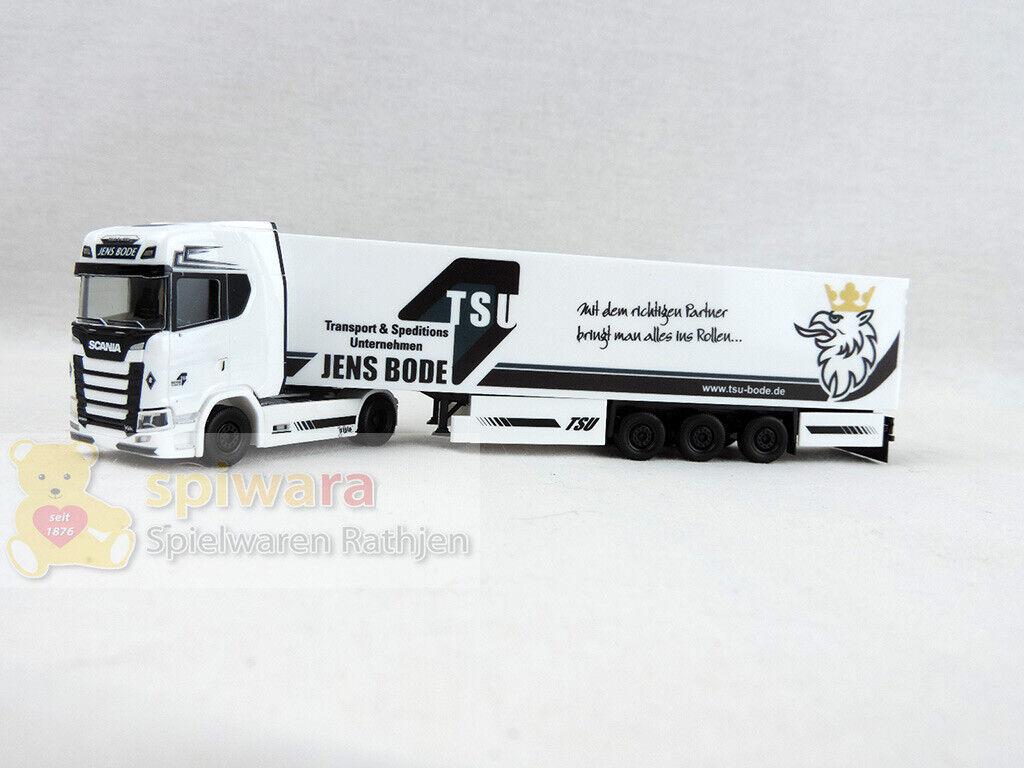 77004 //VKN9 VK Modelle Scania 111 Hauber Zugmaschine rotbraun Nr