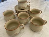 Denby Daybreak Tea set