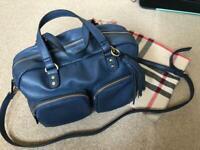 Blue bag 💼