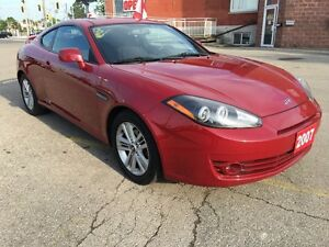 2007 Hyundai Tiburon SAFETY & E-TESTED - WARRANTY INCLUDED