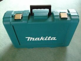 Makita DHP453RFW Cordless Hammer Driver Drill Hard Carry Case