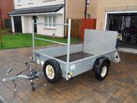 ivor williams p6e quad trailer