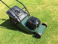 Hayter 48 auto drive Petrol lawnmower