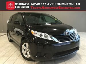 2016 Toyota Sienna LE | Heat Leather Seats | Bluetooth | Backup