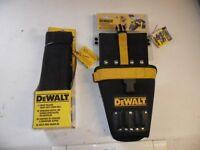 DeWalt Belt & Holster - Unused