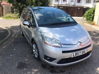 2008 Citroen Grand C4 Picasso 2.0 HDi 16v VTR+ EGS 5dr Automatic @07445775115