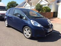 63 plate, full Honda service history, recent Service,MOT, tyres. New brake discs/pads