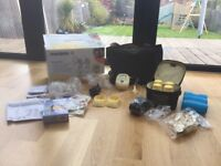 Medela Freestyle Double breast pump - portable/chargable - used briefly