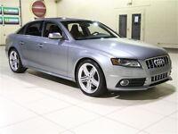 2011 Audi S4 AWD CUIR TOIT NAV CAMERA RECUL MAGS