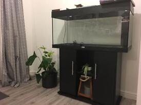 Juwel Rio 180 aquarium and stand for sale