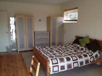 Very Large double room in a FEMALE flat share near Surbiton Station