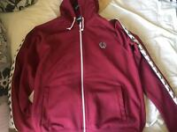 Fred Perry hoody/jumper