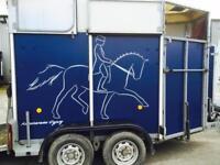 Ifor Williams 505 double horsebox