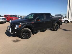 2012 Ford F-150 FX4-PST PAID-APPEARANCE PKG +