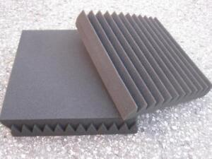 PylePro PSI18 Acoustic Foam Square 18 Panels 12 x 12 inch for Soundproofing