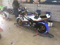 Honda cbr 400 nc23 track bike with v5