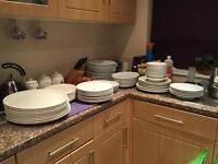 Catering Crockery - ideal for big family or Small Business
