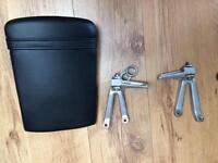 Yamaha R1 1998 new rear seat and pegs